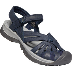 Keen Rose Sandali in pelle Donna, navy